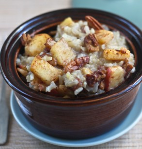 Autumn Rice Pudding
