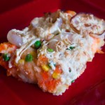 Veggie Mash-Up Casserole with Daiya