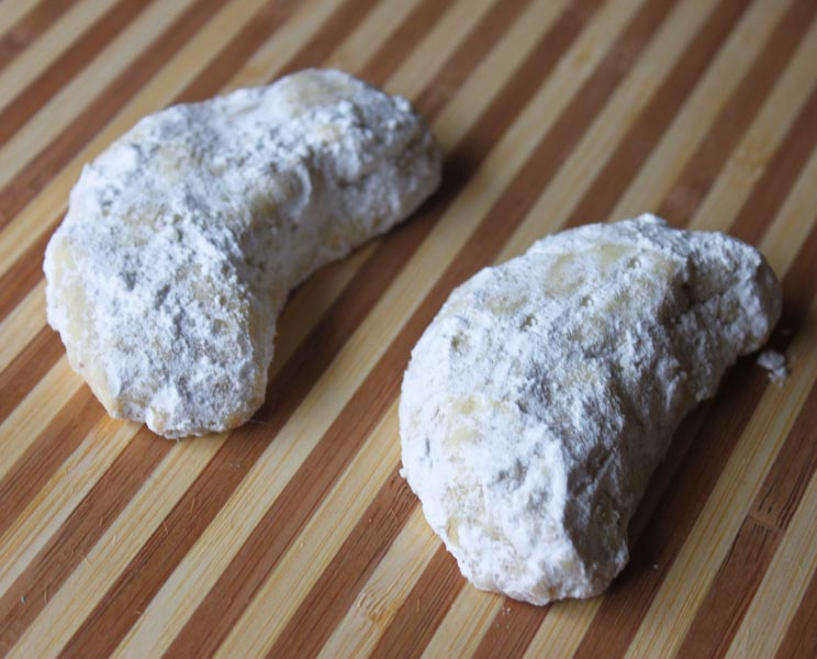gluten free mexican wedding cookies