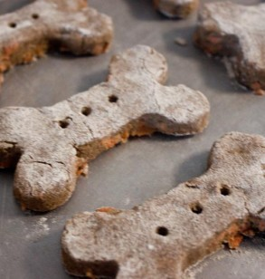 Vegan Doggy Biscuits