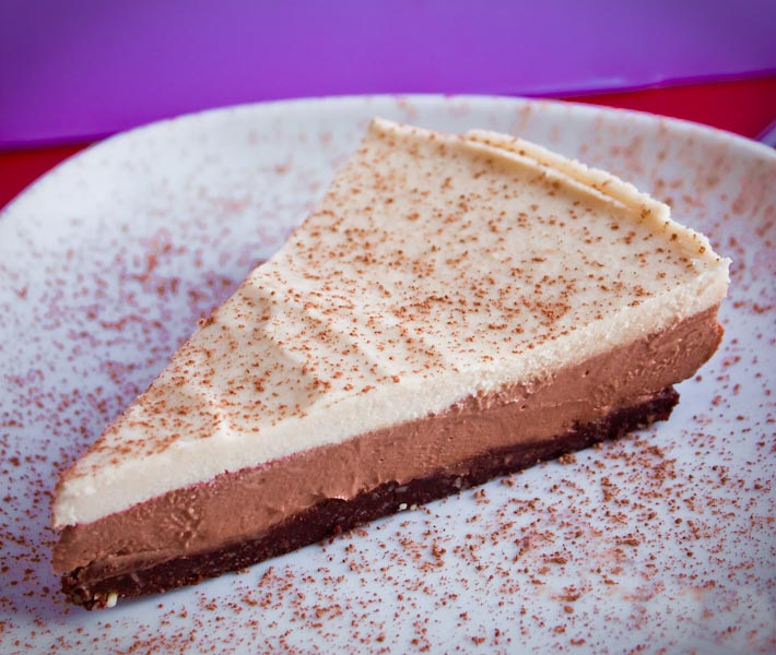 Vegan Ice Cream Pie