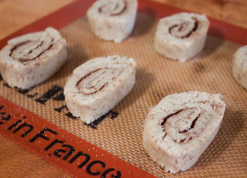rolled cookies GF
