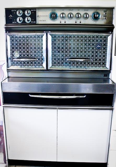 frigidaire flair oven