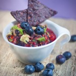 Blueberry Avocado Salsa
