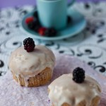 lemon glazed berry muffins-1