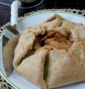 Spiced Apple Galette