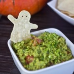 Ghastly Tortilla Chips & Ghoul-camole