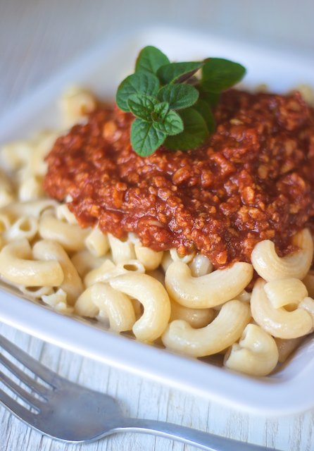 Super Easy Pasta Bolognese
