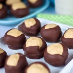 Buckeye Candy (with a Hint of Cardamom)