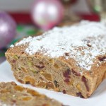 Stollen Inspired Holiday Bread