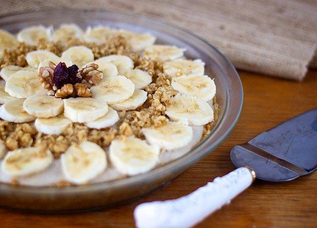 vegan gluten free banana cream pie (3)