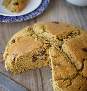 Irish-ish Soda Bread