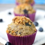 Loaded Blueberry Muffins