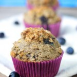 loaded blueberry muffins (1)