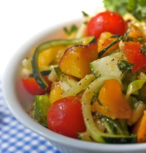 Summer Pasta-less Salad