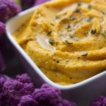 spicy pumpkin hummus
