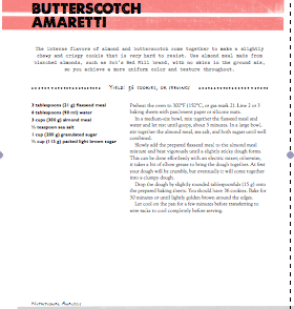 Butterscotch Amaretti (video) from GGFVE