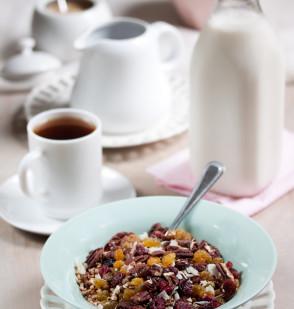 super simple breakfast cereal