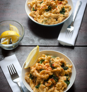 smokey butternut mac and cheese