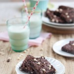 ultimate chocolate brownies vegan gluten-free