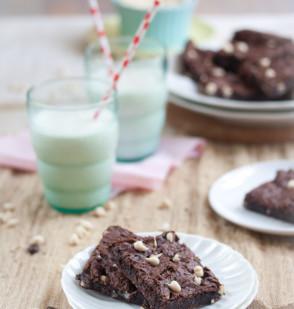 ultimate fudgey brownies