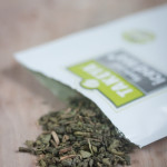 takeya flash chill Green Mint iced tea blend