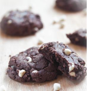 Domino Cookies: Veganized & De-Glutenized