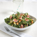 Kale and Fig Salad, Allyson Kramer
