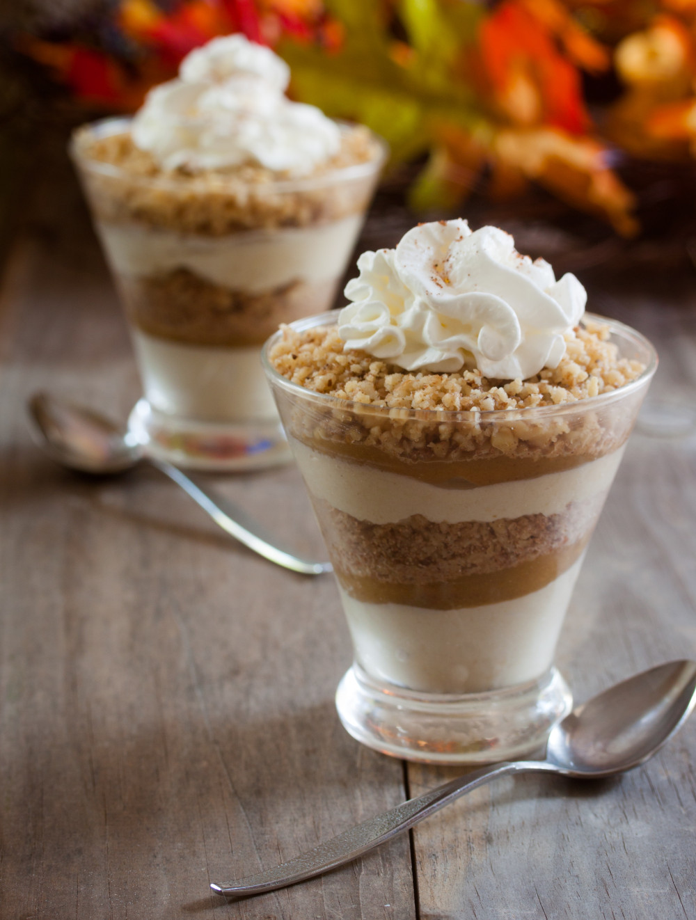 apple pie parfaits Allyson Kramer