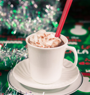Gingerbread Latte (Dairy-Free)