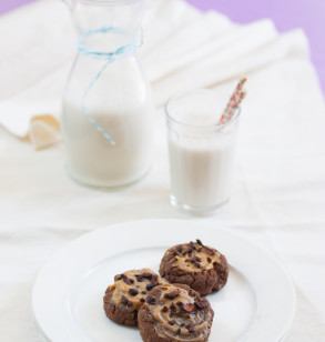 Peanut Butter Brownie Cookies