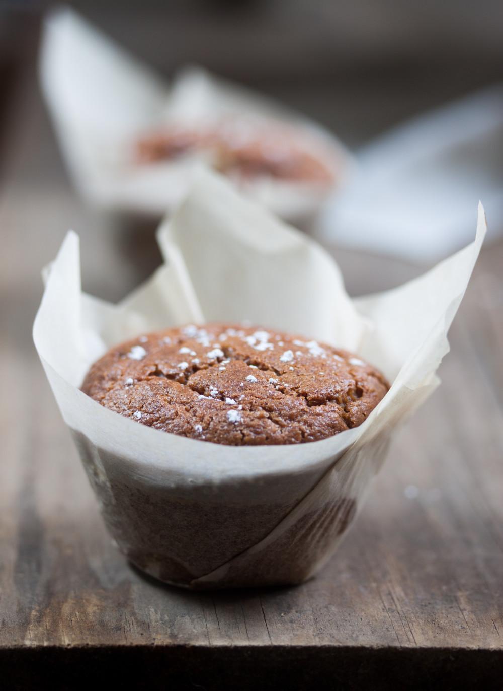 Cinnamon Applesauce Muffins Vegan Gluten-Free-2