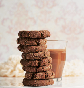 Hot Cocoa Snickerdoodles