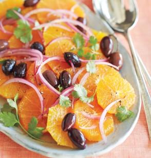 Orange-Olive Salad