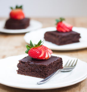Chocolate Brownie Cake